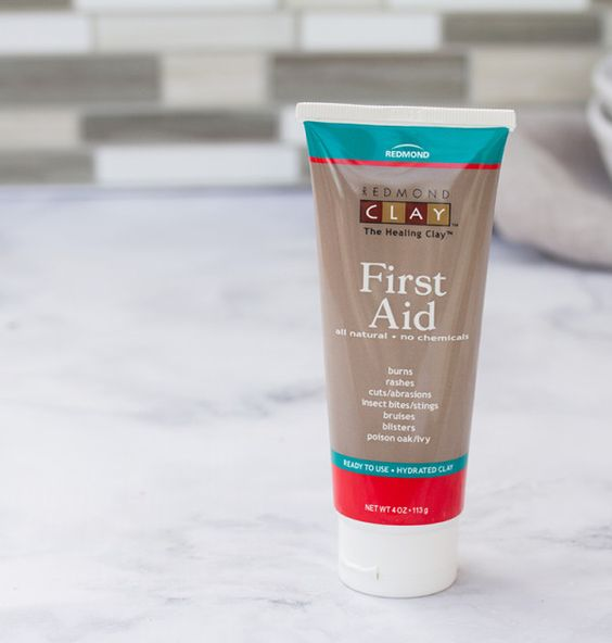 Redmond Clay First Aid (4 oz.)
