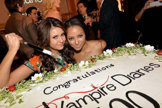 Nina with Kat