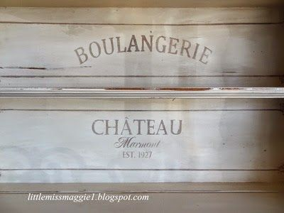 LittleMissMaggie: French Farmhouse Cabinet