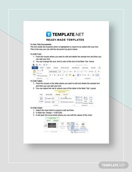 After Action Review Report Report Template Templates Behance