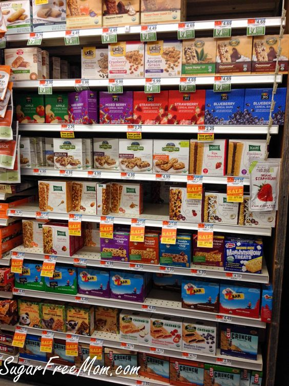 7 Healthy Naturally Sweetened Snacks at Whole Food Markets