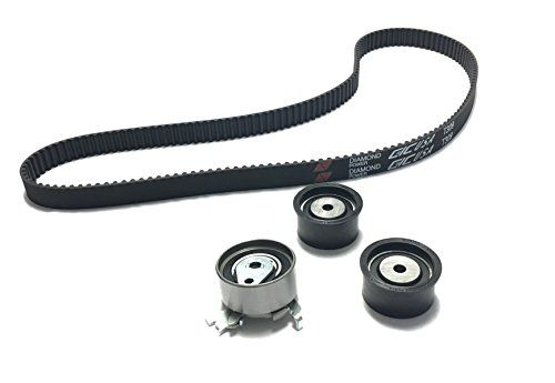 Diamond Power Timing Belt Kit Works With Chevrolet Optra Daewoo