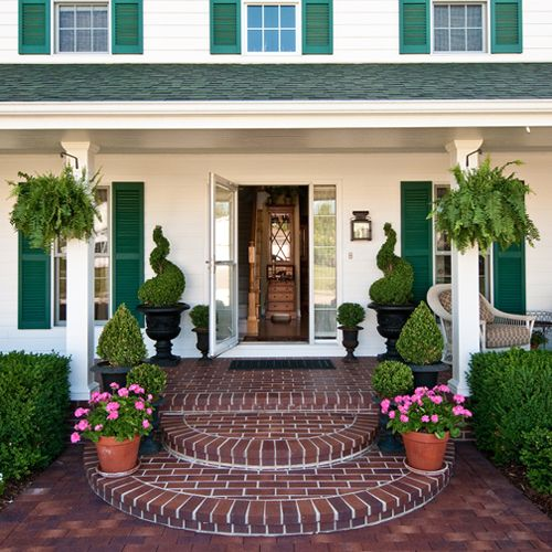 cape cod curb appeal curb appeal pinterest concrete porch