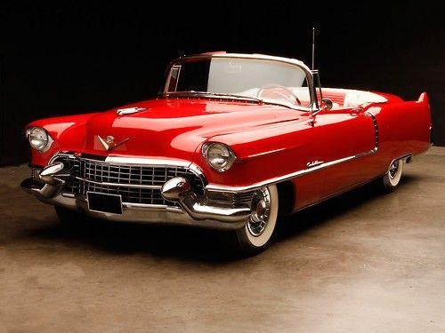 1955 Cadillac model 62