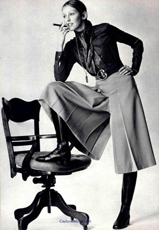 Gaucho Pants History