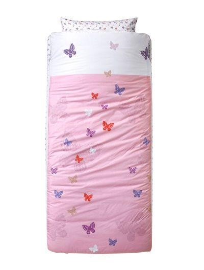 pr t dormir avec couette couchage fille 4 pi ces. Black Bedroom Furniture Sets. Home Design Ideas