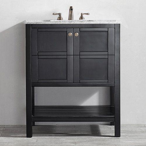 Zara 30 Single Bathroom Vanity Set Single Bathroom Vanity Vanity Bathroom Vanity