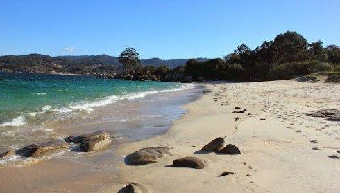 Playas De Cangas I Litoral De Hío Hacia La Ría De Aldán Playa Turistico Costa