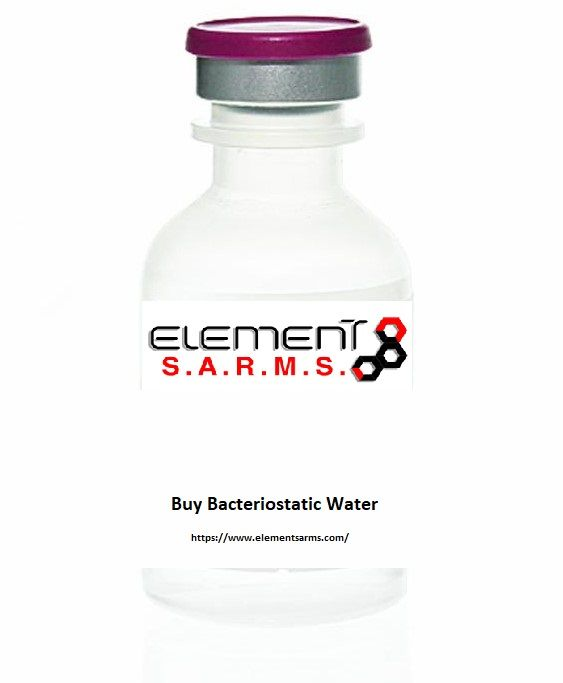 Buy Bacteriostatic Water At Elementsarms Stuff To Buy Water Pure Products