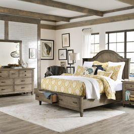 Shelter bedroom set