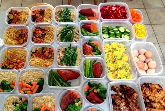 Paleo Meal Prep Tips - always be prepared!