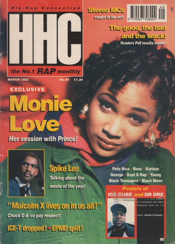 "rapradiotapes: ""Hip Hop Connection, March 1993 """