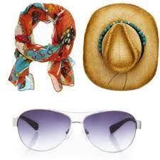 Resultado de imagem para lenços, chapéus e óculos femininos