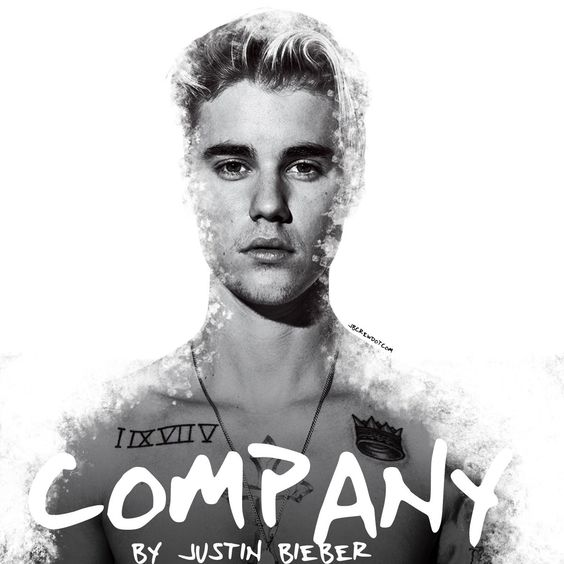 Justin Bieber - Company (studio acapella)