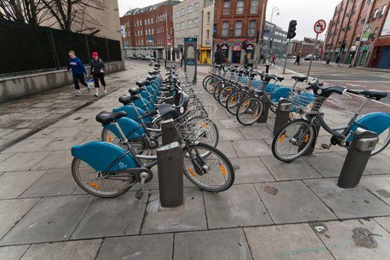 Dublin's Bike Sharing Program is a huge success: Great little article on GOOD about Dublin's bike sharing program.