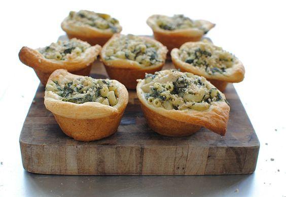 -spinach-artichoke-mac-cheese cups