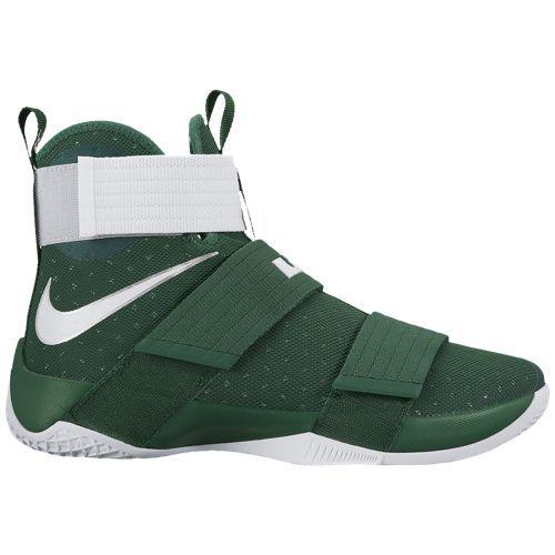 Nike LeBron Soldier 10 - Men's   Nike air jordan shoes, Girls ...