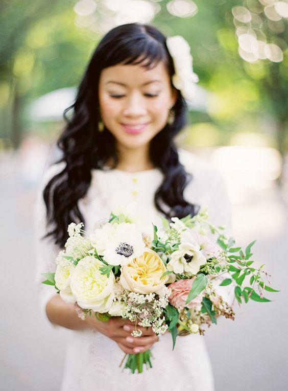 Garden Wedding Bouquet