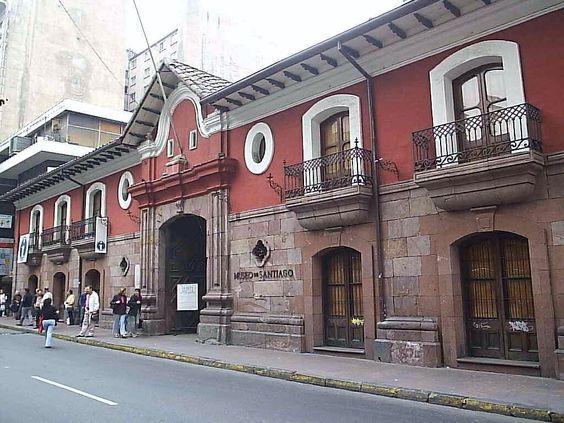 Casa Colorada Museum - Santiago/Chile