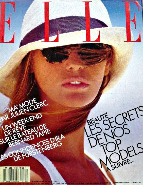 Elle MacPherson 1987