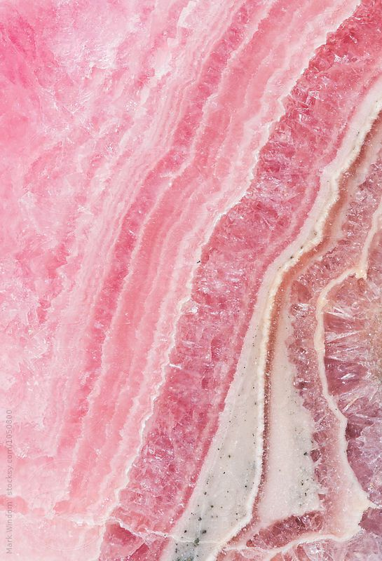 Pink Rhodochrosite Mineral By Mark Windom Stocksy United In 2020 Pink Wallpaper Iphone Pink Wallpaper Aesthetic Iphone Wallpaper