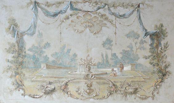 jardin-de-cythere. Pascal Amblard, wallpaper