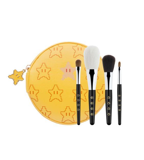 shu uemura – peach's favorite premium brush set