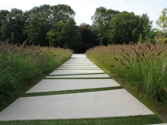 Referenties publieke ruimtes betonnen vloerplaten for 38 garden design ideas