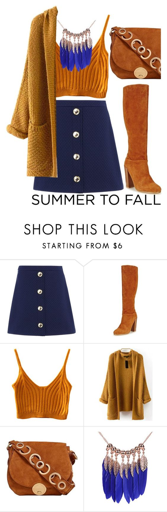 """Untitled #375"" by rockabillygypsy ❤ liked on Polyvore featuring Love Moschino, WithChic and Foley + Corinna"