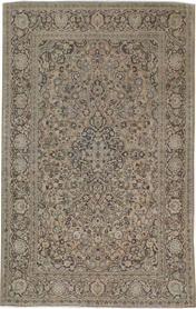 A Kashan Carpet, No. 8661 - Galerie Shabab