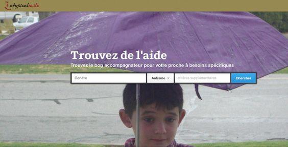 Atypical Smile: Une plateforme de mise en relation entre parents et aidants | autismes et potentiels