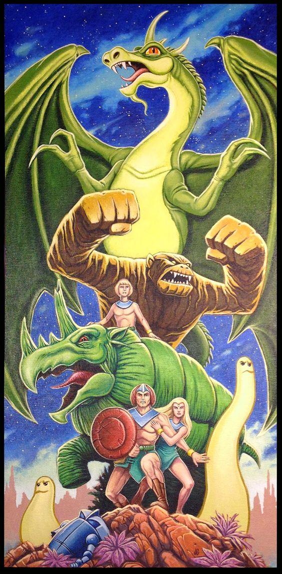 Galeria de Arte (6): Marvel, DC Comics, etc. - Página 26 Cfc72efa90177a05bd28cfd41431beb1