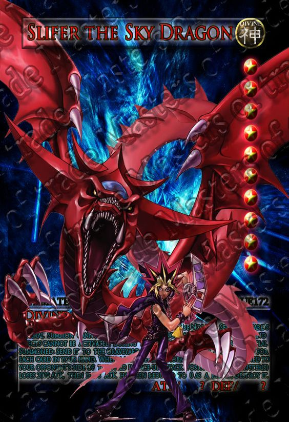 1X SLIFER THE SKY DRAG...