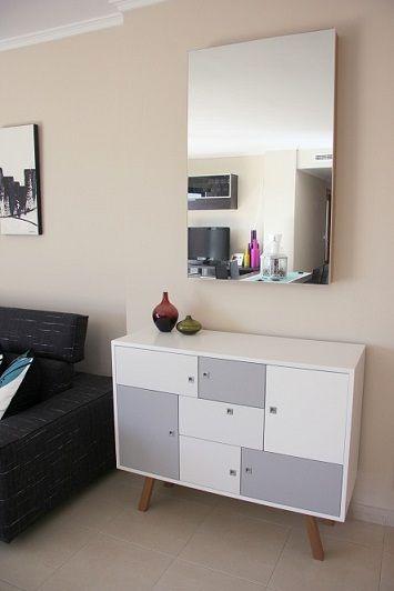 mueblesalacartacom Aparador para recibidor Un mueble de estilo retro