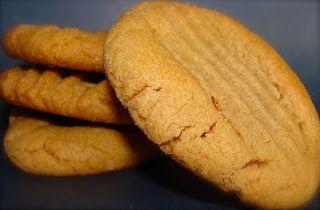 creativity through FOOD!: Easy Peanut Butter Cookies