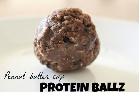 Peanut butter cups, Protein and Peanut butter on Pinterest