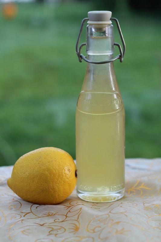 Sirop de citron