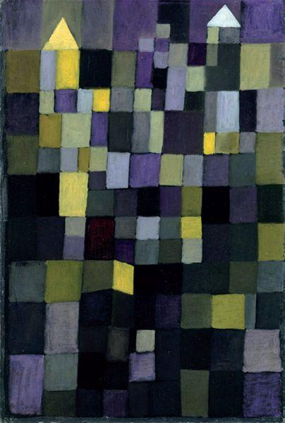 Paul Klee | Polyphonies, Peinture - Cité de la musique, Paris, France: