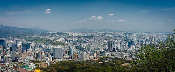 Seoul South Korea N Seoul Tower N 서울타워 Travel Photography