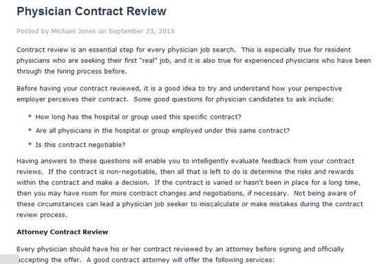 Human Resources isnu0027t a thing we do Itu0027s the thing that runs our - physician employment agreement