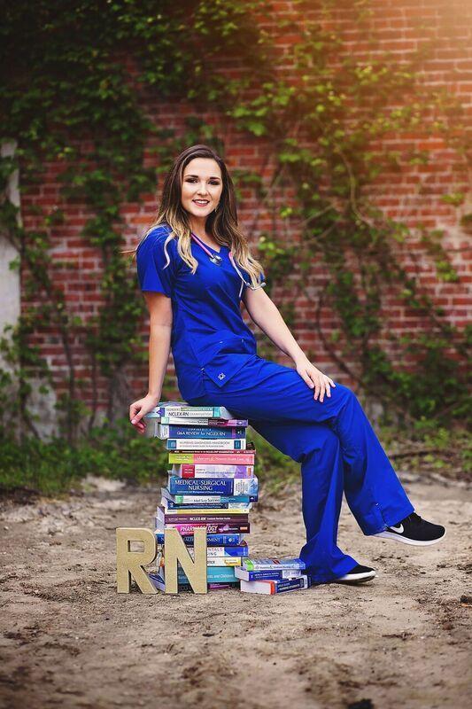 Nursing Grad Pictures Graduation Photography Nursing