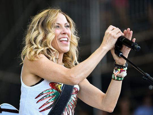2018 Bonnaroo Music And Arts Festival Sheryl Crow Her Music American Singers