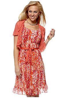 belk orange | Second Bridesmaids Pins | Pinterest | Summer dresses ...
