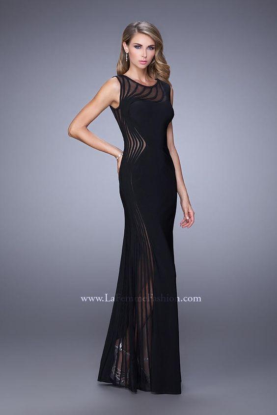 La Femme Dress 21097 $323.99 2015 Prom Dresses
