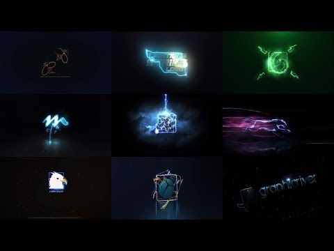 Electric After Effects Templates 2019 Free Download Youtube Di 2020