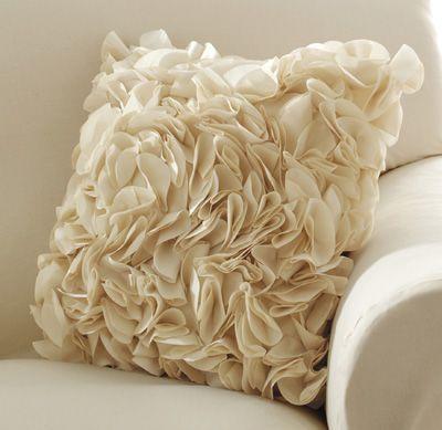 Petal Pillow Cover