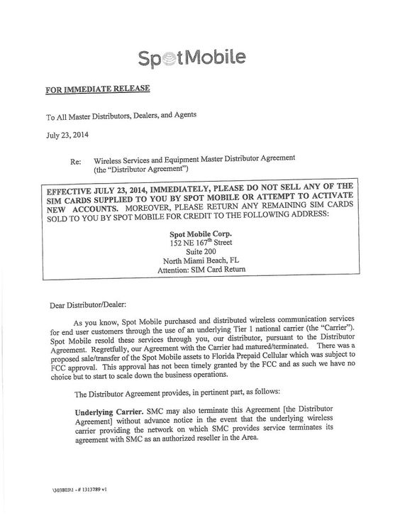 business letter closing down termination template how write resume - reseller agreement template