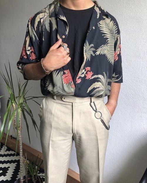 Good Shirt Fabric Design Bestofstreetwear Stuff To Wear Bestofstreetwear D Ropa De Moda Hombre Moda Vintage Hombre Estilo De Ropa Hombre