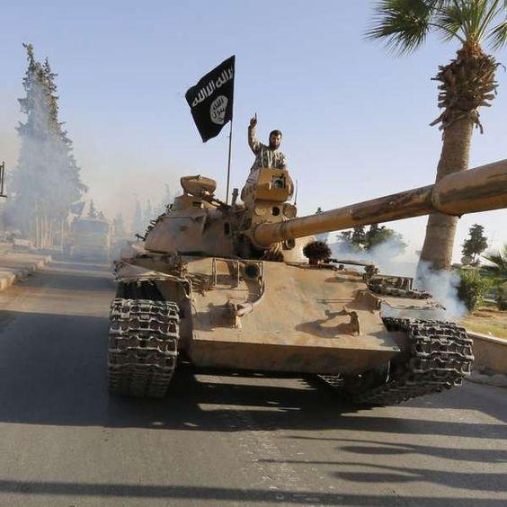 Emboscada jihadista mata 50 soldados no norte da Síria