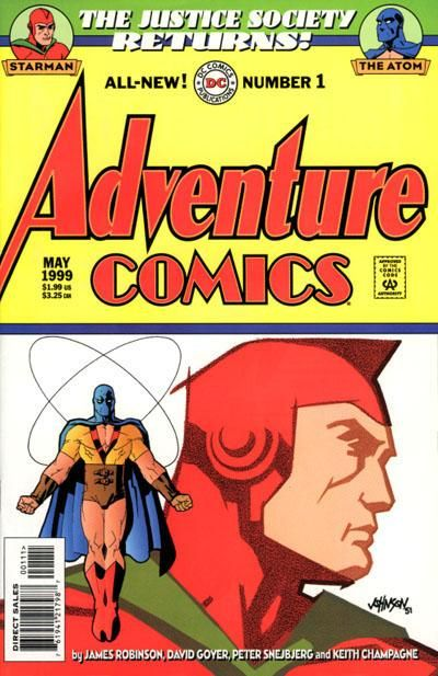 Adventure Comics #1 (1999 one-shot)